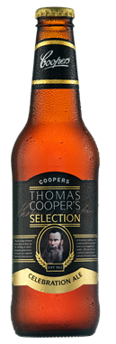 Coopers Celebration Bottle