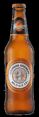 Coopers Mild Bottle