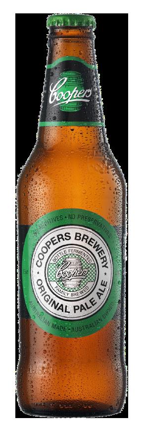 Coopers Original Pale Ale Bottle
