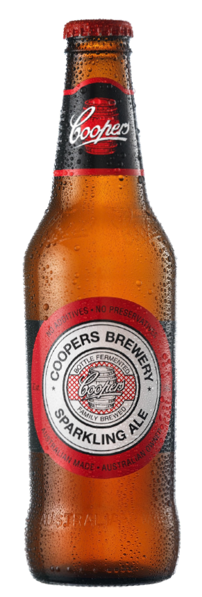 Coopers Sparkling Ale Bottle